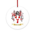 Tenbrink Round Ornament