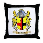 Ten Broeke Throw Pillow