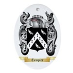 Templer Oval Ornament