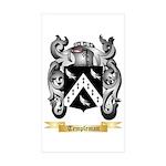 Templeman Sticker (Rectangle 50 pk)
