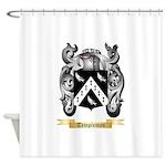 Templeman Shower Curtain