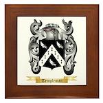 Templeman Framed Tile