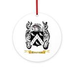 Templeman Round Ornament