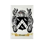 Temple Rectangle Magnet