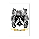 Temple 20x12 Wall Decal