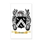Temple 35x21 Wall Decal