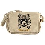 Temple Messenger Bag