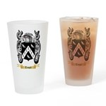Temple Drinking Glass