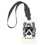 Temple Large Luggage Tag