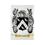 Templar Rectangle Magnet