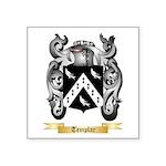 Templar Square Sticker 3