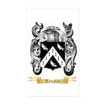 Templar Sticker (Rectangle 10 pk)