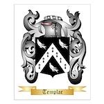 Templar Small Poster