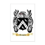 Templar Mini Poster Print