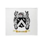 Templar Throw Blanket