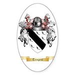 Tempest Sticker (Oval 50 pk)