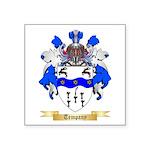 Tempany Square Sticker 3