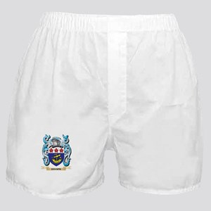 Davion Coat of Arms - Family Crest Boxer Shorts