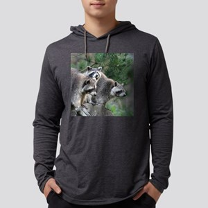 Racoon001 Long Sleeve T-Shirt