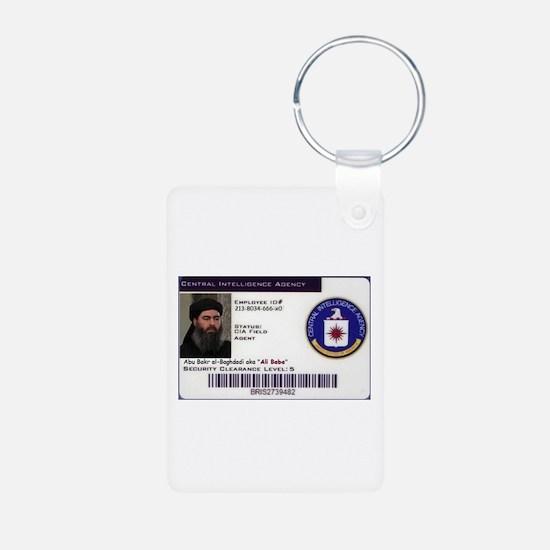 Cool Fbi seal Keychains