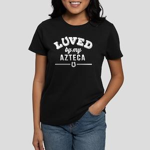 Azteca Horse Lover Women's Dark T-Shirt