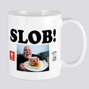 SLOB - FAT BASTARD! Mugs