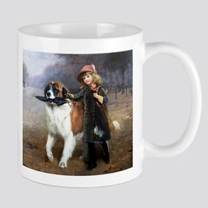 Saint Bernard Mugs