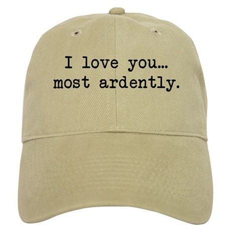Most Ardently - Mr. Darcy Cap