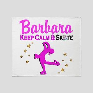 CUSTOM SKATER Throw Blanket