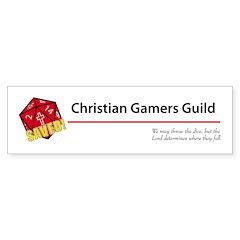 Cgg Logo Bumper Bumper Sticker