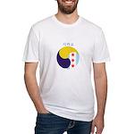 Chicago Flag - Korean Sam-Taeguk T-Shirt