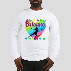 CUSTOM SKATER Long Sleeve T-Shirt