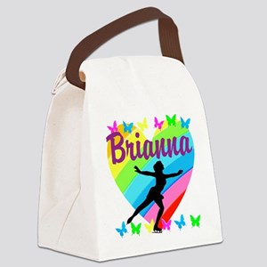 CUSTOM SKATER Canvas Lunch Bag