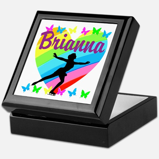 CUSTOM SKATER Keepsake Box