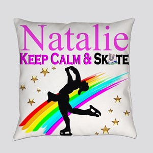CUSTOM SKATER Everyday Pillow