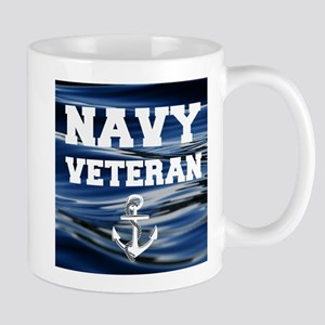 Navy Veteran Mugs