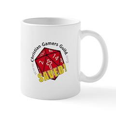 Cgg D20 Icon Mug Mugs