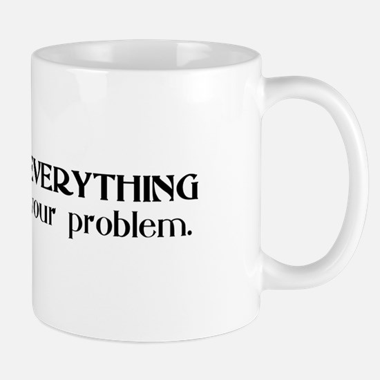 everthingblack Mugs