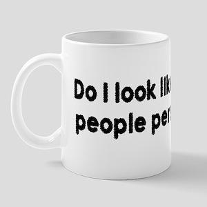 fuckingpeoperblack Mugs