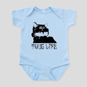 Cat Thug Life Body Suit
