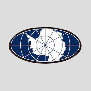 Flag of Antarctica Patch