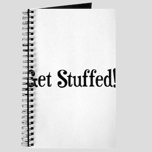 Get Stuffed! Journal