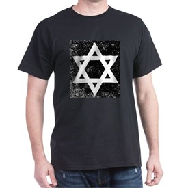 Star of David Half Tone T-Shirt