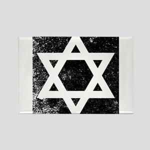 Star of David Half Tone Magnets