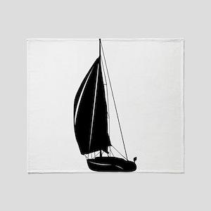 sailboat blankets - cafepress