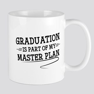 Part Of My Master Plan Mug