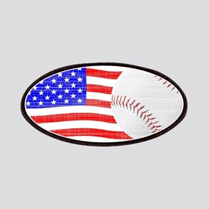 Baseball Season Patch