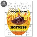 Forged From Hotness Puzzle