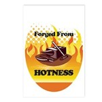 Forged From Hotness Postcards (Package of 8)