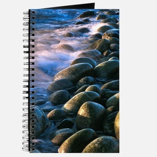 Rocky Norwegian Beach Journal